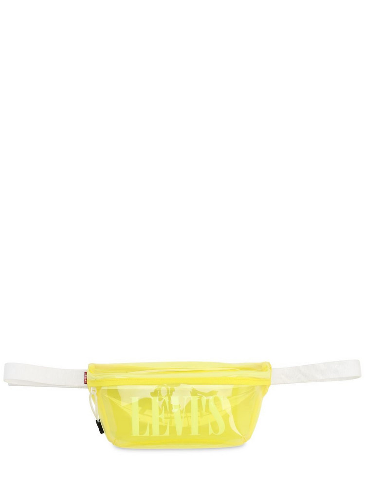 LEVI'S RED TAB Banana Sling Belt Bag in yellow
