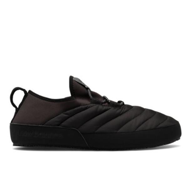New Balance Caravan Moc Men's Slides Shoes - Black (SUFMOCB1)