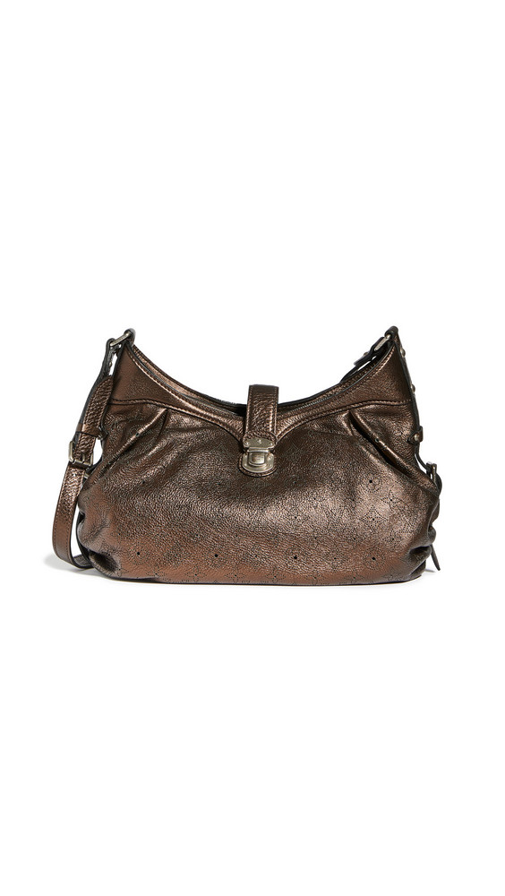 Shopbop Archive Louis Vuitton Mahina XS Bronze Bag in brown