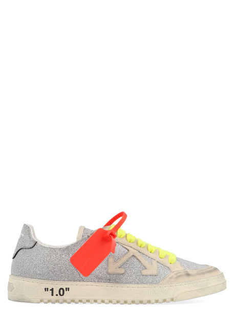 Off-white arrow 2.0 Shoes in silver