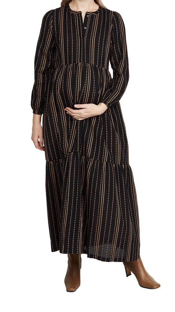 HATCH The Katana Dress in black