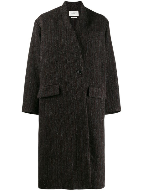 Isabel Marant Étoile Henlo coat in black