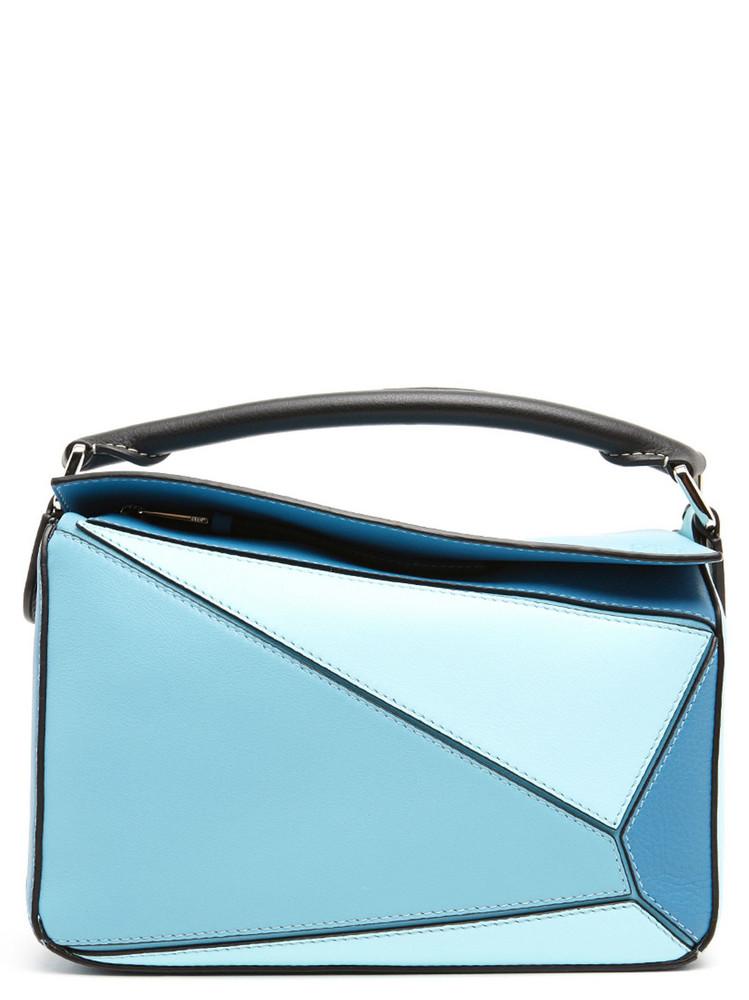 Loewe 'puzzle' Bag in blue
