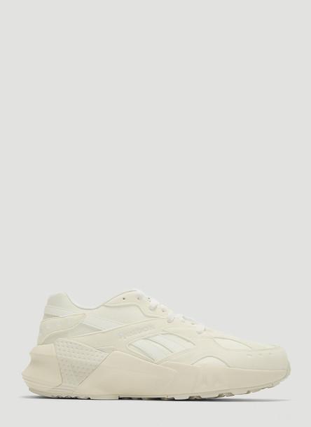 Reebok Aztrek Double Sneakers in White size US - 07