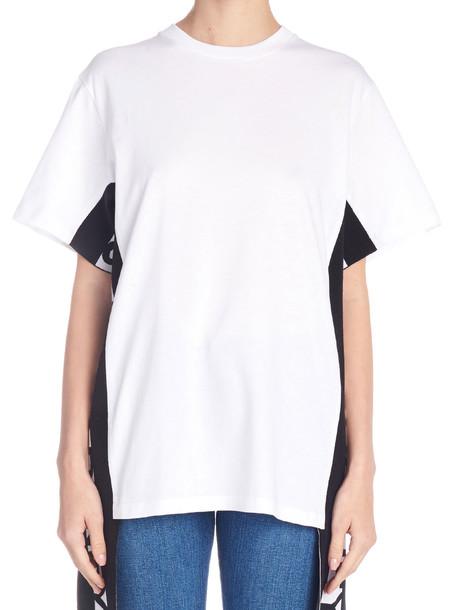 Stella Mccartney T-shirt in white