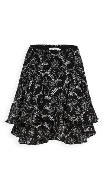 A.L.C. A.L.C. Vera Skirt in black / white