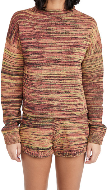 The Upside Nitara Knit Sweater in multi