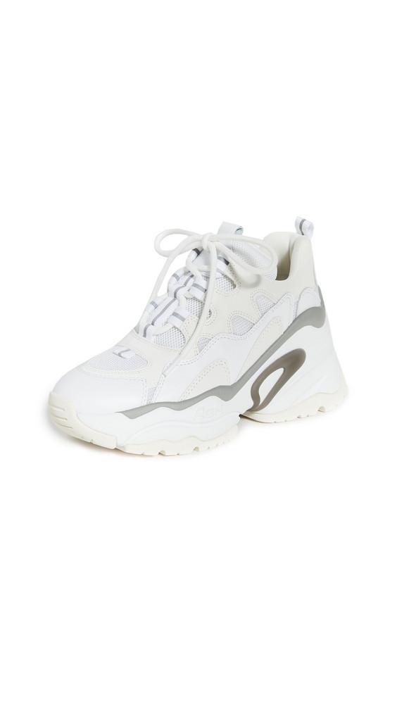 Ash Bang Sneakers in white