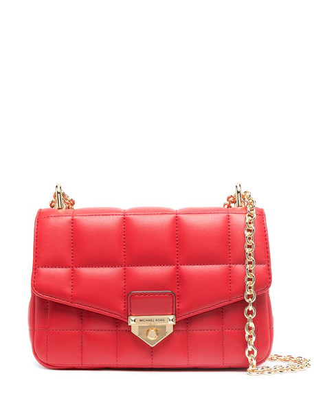 Michael Michael Kors Soho shoulder bag in red