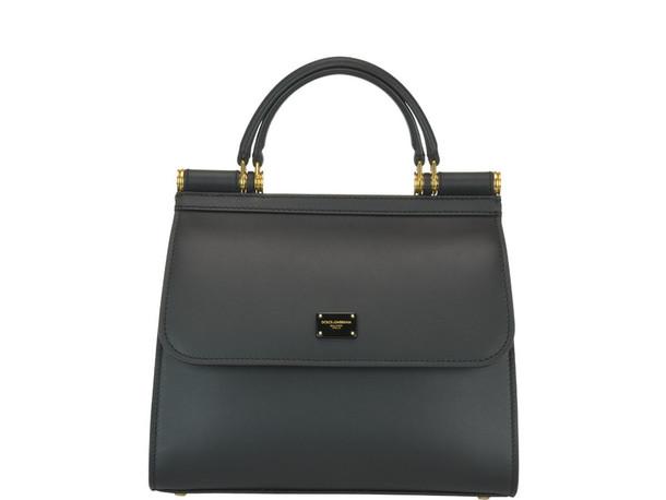 Dolce & Gabbana Sicily Bag in black