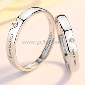 jewels,gullei,gullei.com,couple rings,promise rings,wedding rings,his and hers rings,matching rings,valentines gift for him,birthday gift for girlfriend,anniversary gift for girlfriend,christmas gift for couples,anniversary rings,sterling silver rings,fashion,wedding,anniversary,engagement ring,engraved anniversary rings