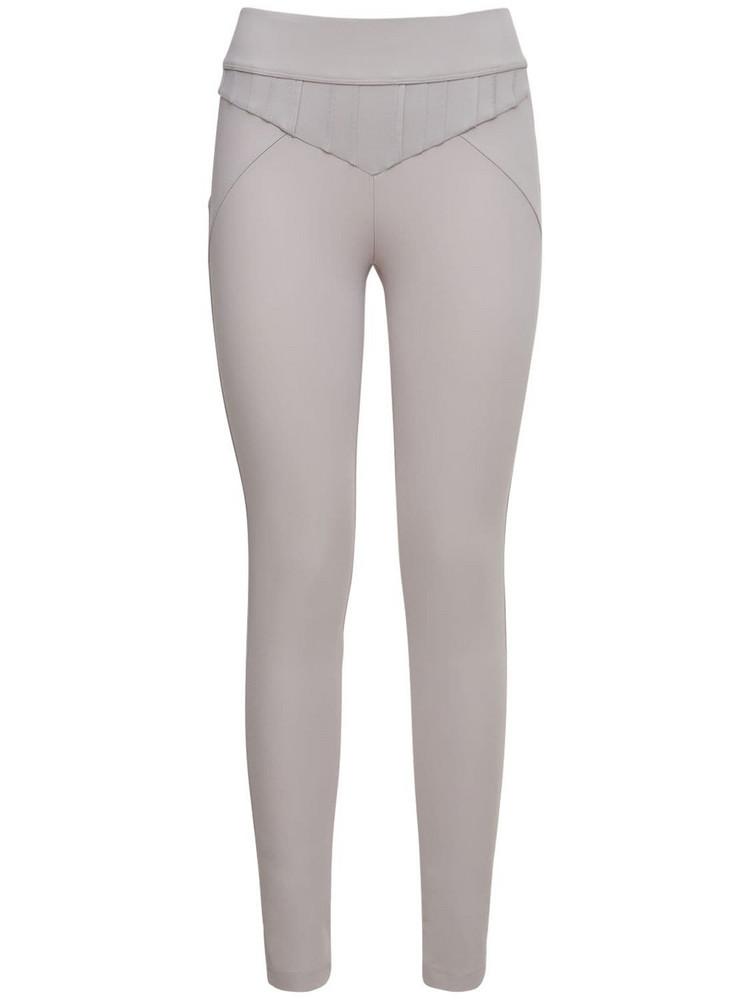NO KA'OI Stretch Leggings in grey