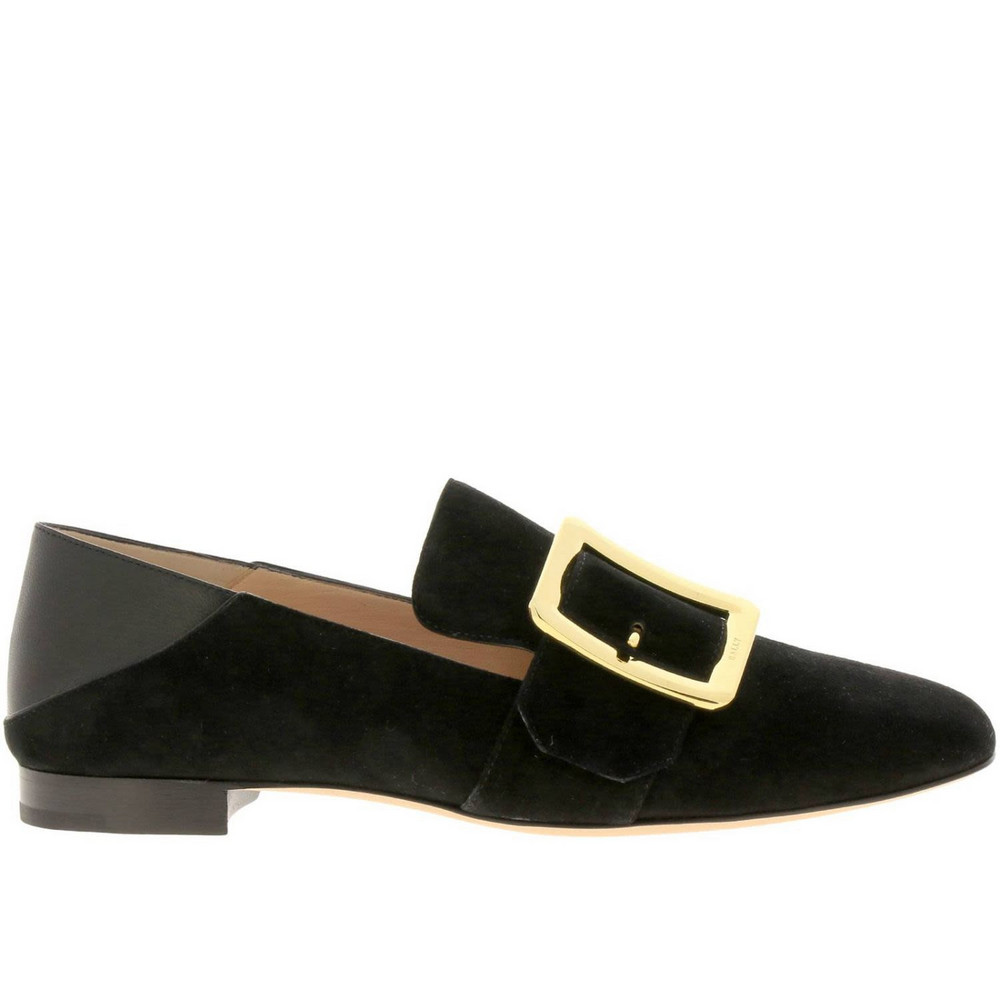 Bally Loafers Shoes Women Bally in black