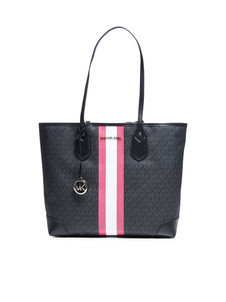 MICHAEL Michael Kors Tote in black / pink