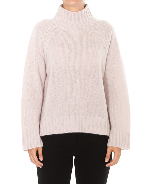 360 Sweater Margaret Sweater in pink