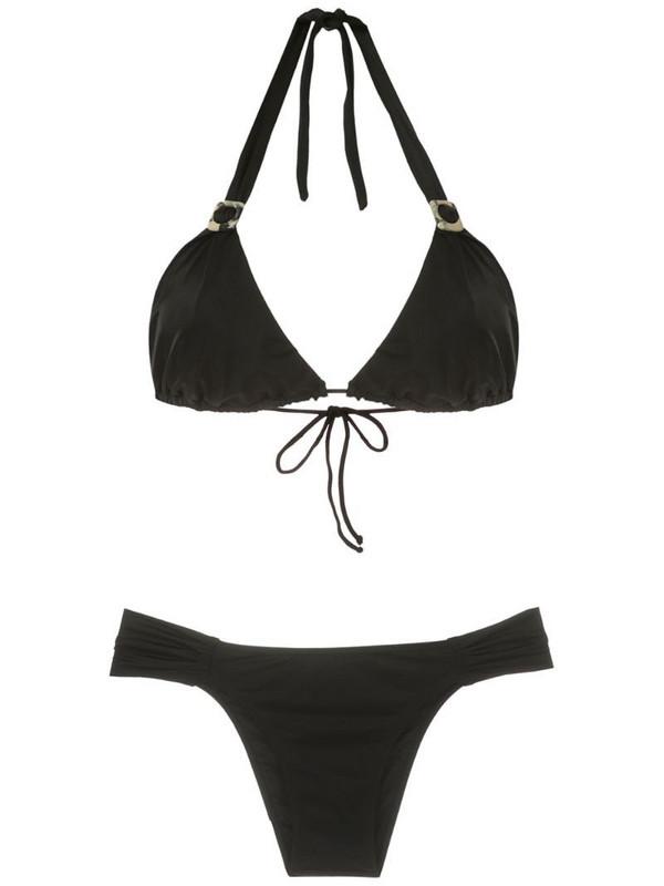 Brigitte Marina e Mel bikini set in black