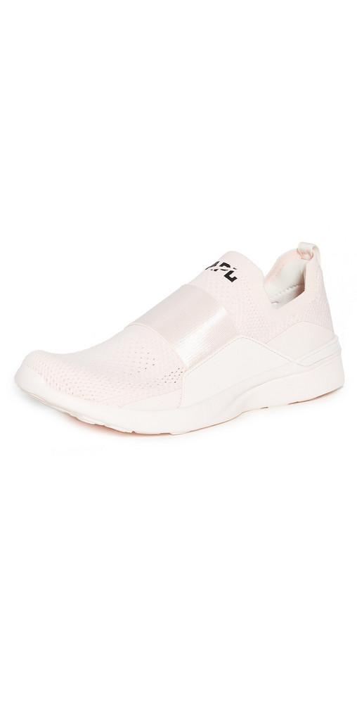 APL: Athletic Propulsion Labs Techloom Bliss Sneakers in black