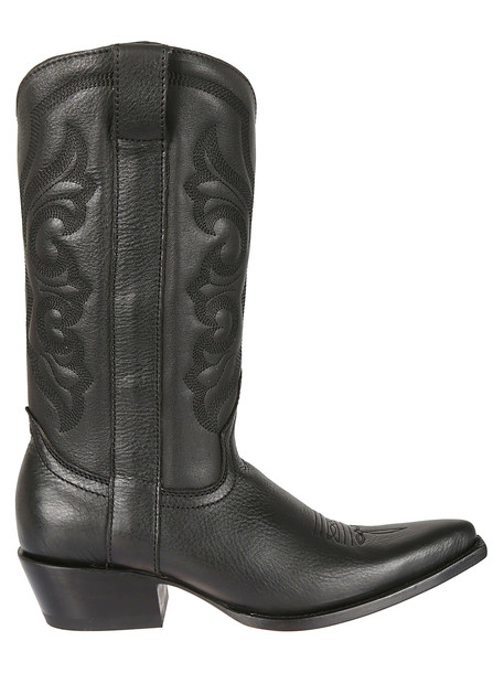 Ash Amazon Boots in black