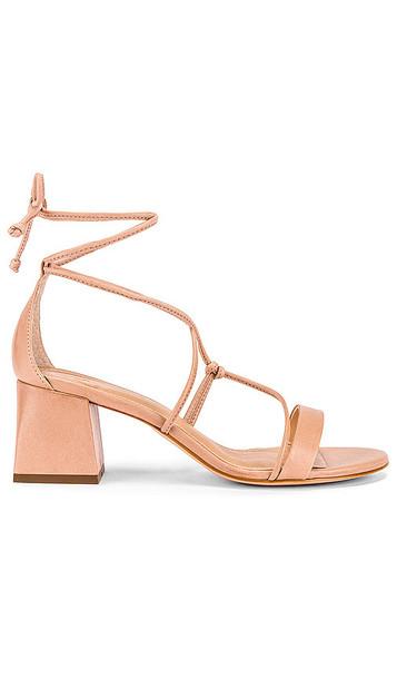 LPA Addalyn Heel in Tan