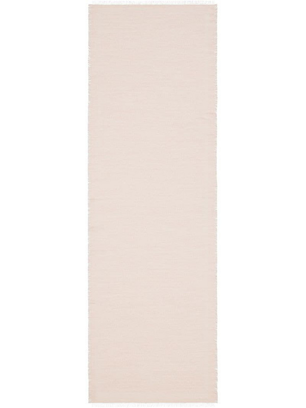 Burberry TB monogram jacquard-woven scarf in pink