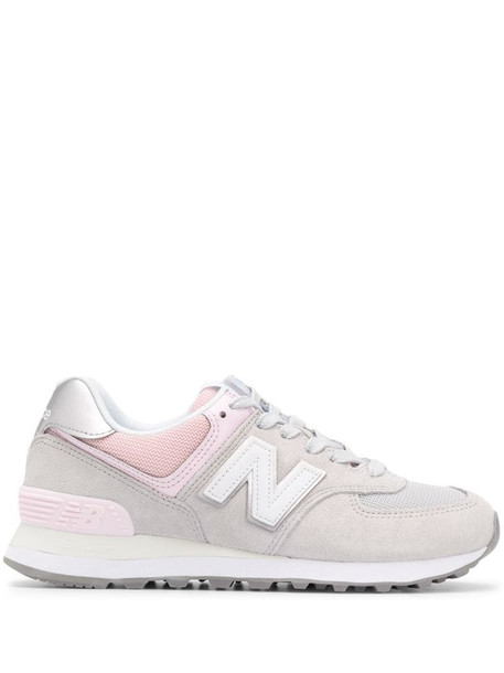 New Balance 574 low-top sneakers in grey