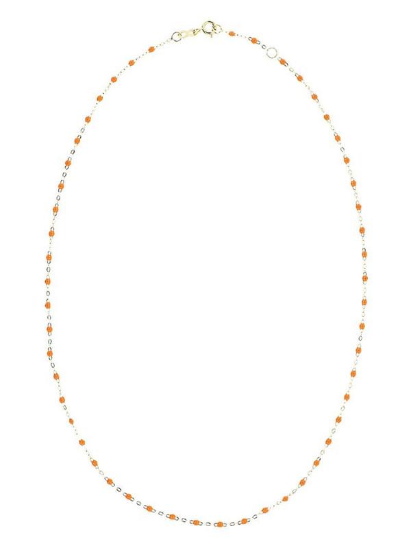 Gigi Clozeau 18kt yellow gold classic Gigi necklace