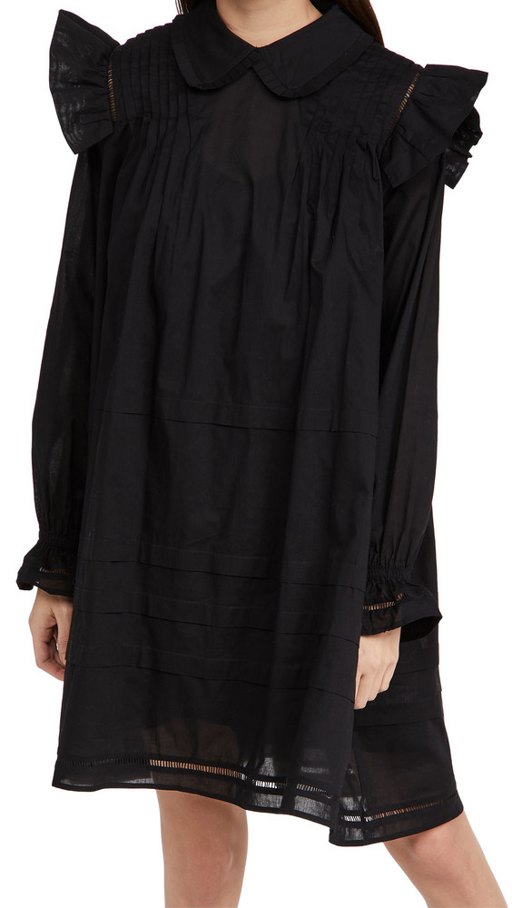 MUNTHE Trancas Dress in black