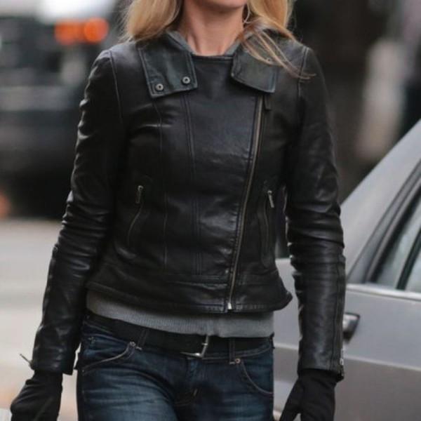 coat women womenfashion womenstyle outfit leather jacket