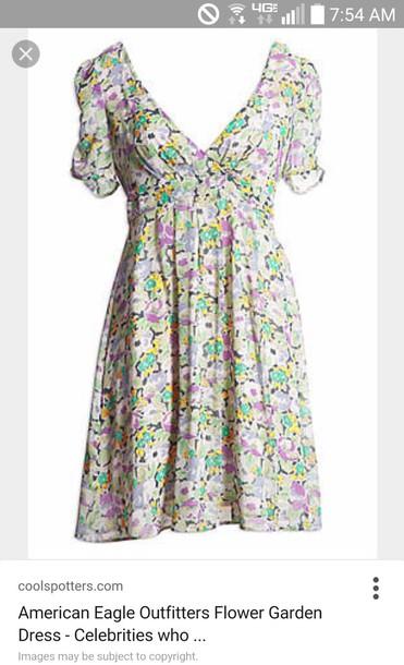 dress floral dress gabriella montez summer dress