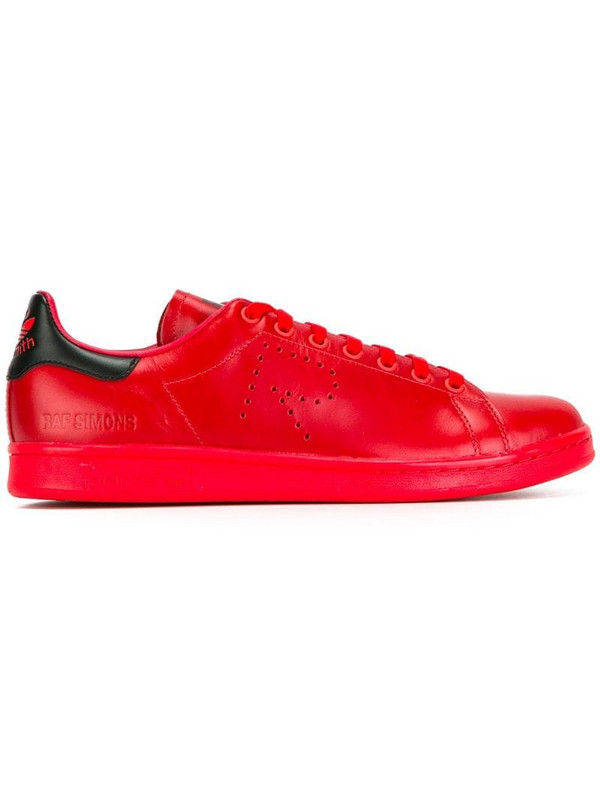 adidas by Raf Simons 'Stan Smith' sneakers in red