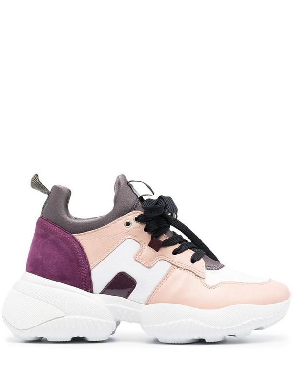 Hogan Interaction sneakers in pink
