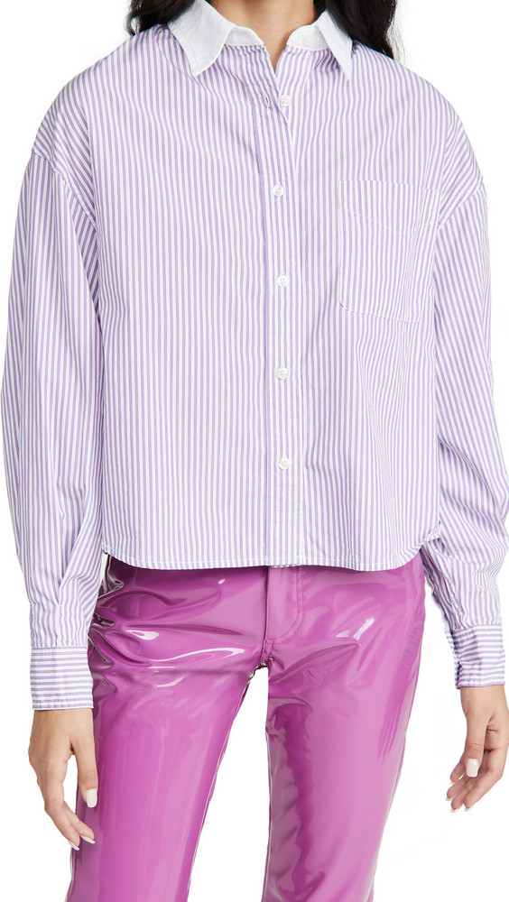 Denimist Mayfield Shirt in purple