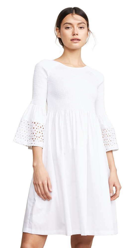 M.PATMOS Stella Dress in white