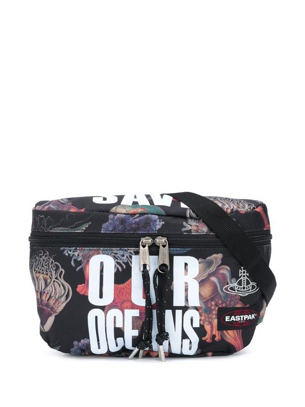 Vivienne Westwood Save Our Oceans belt bag in black