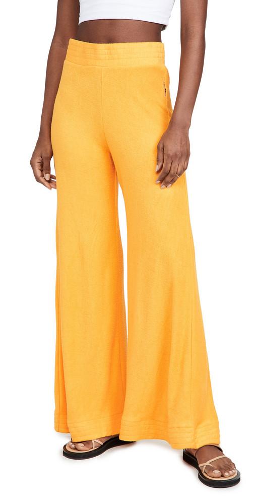 Simon Miller Loa Pants in yellow