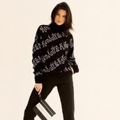 bag,handbag,kendall and kylie jenner,kendall + kylie label,kendall jenner,kardashians,celebrity,sweater