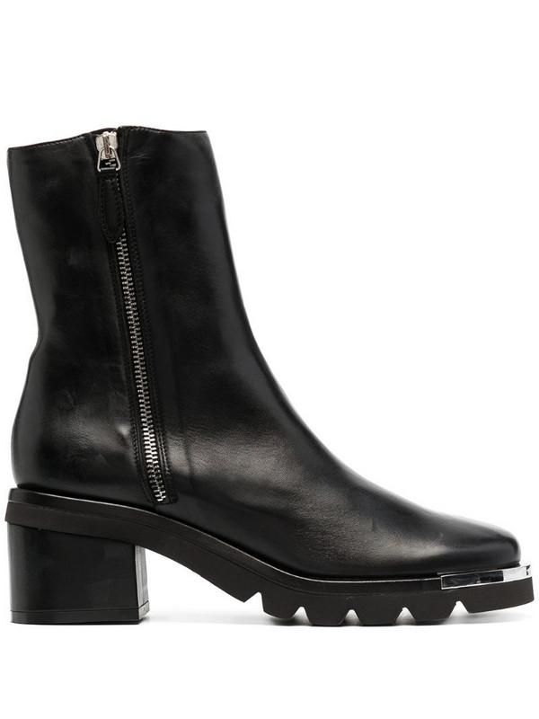 Giuliano Galiano Cornelia ankle boots in black