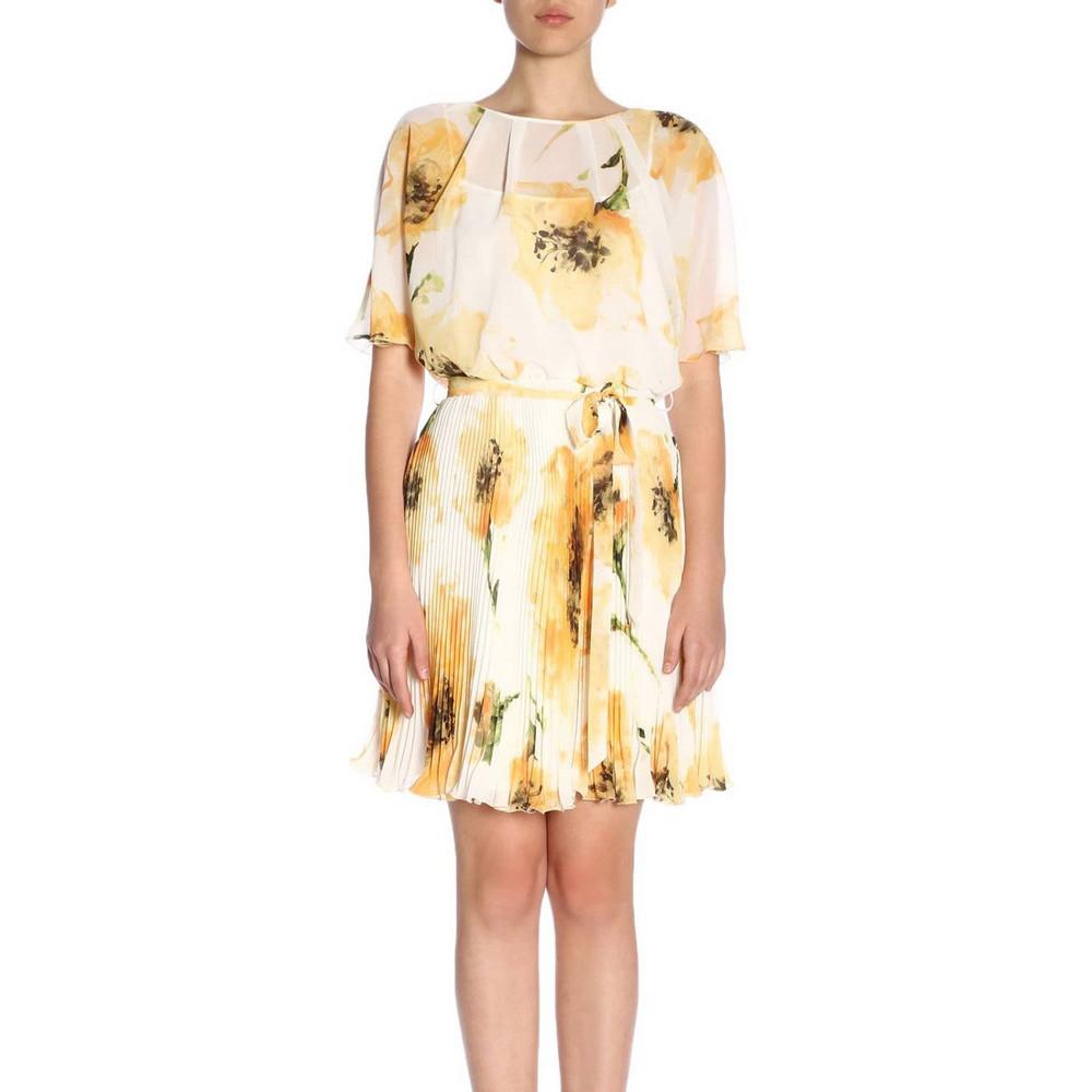 Blugirl Dress Dress Women Blugirl in yellow