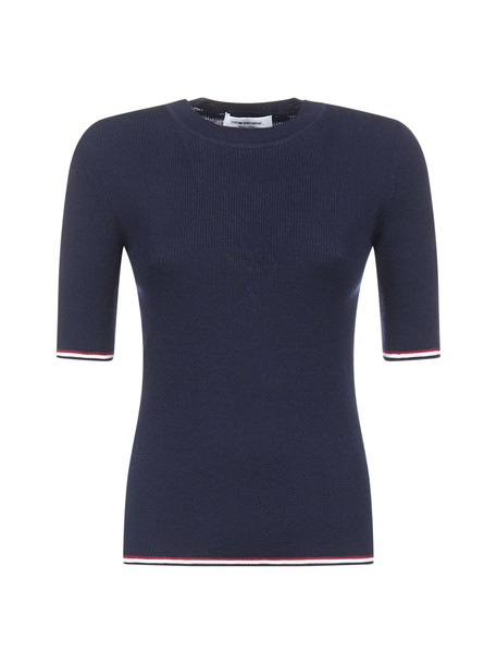 Thom Browne Sweater in navy