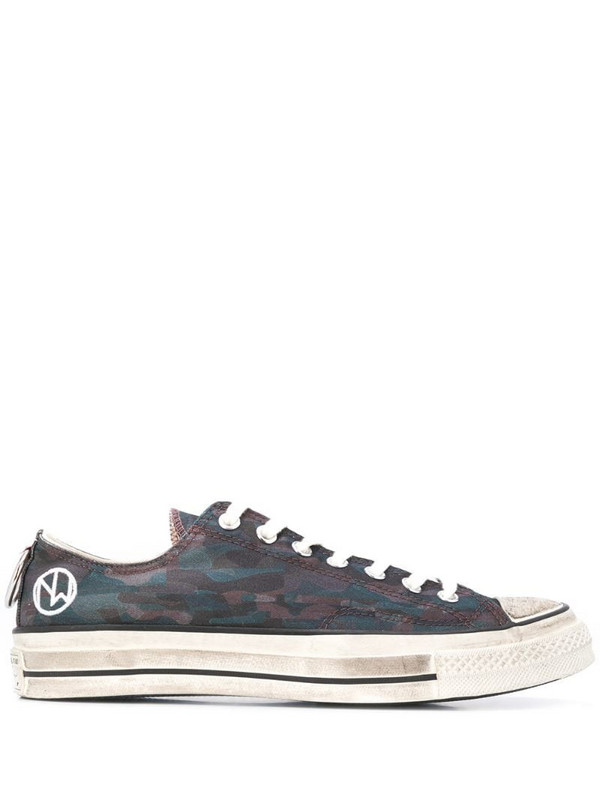 Converse Undercover 70s sneakers in blue
