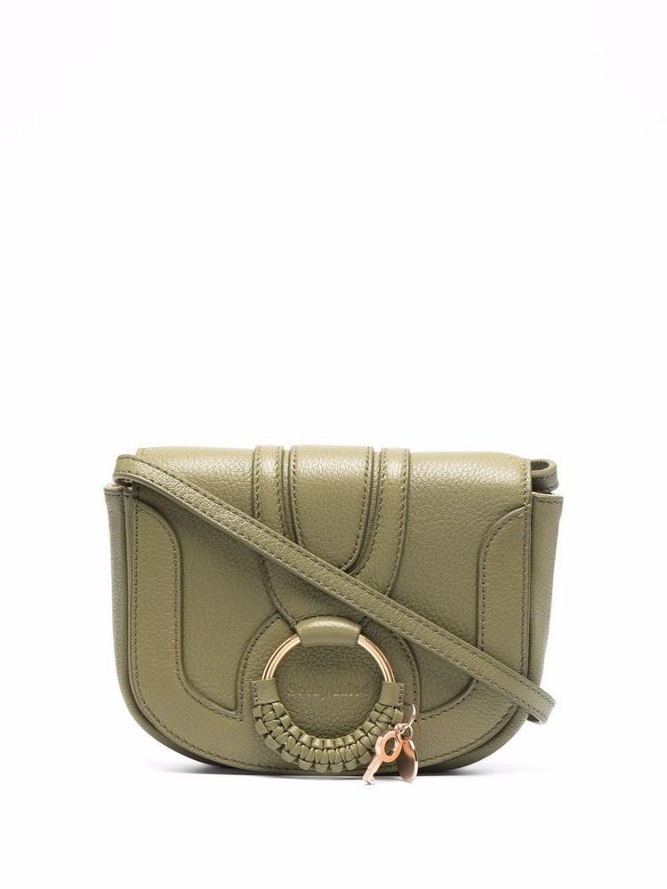 See by Chloé See by Chloé mini Hana crossbody bag - Green