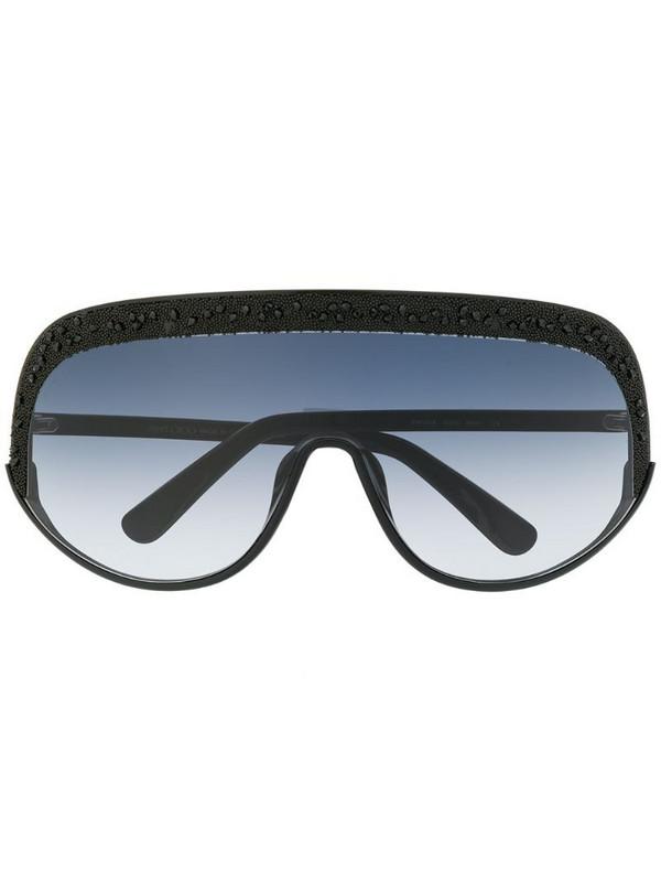 Jimmy Choo Eyewear Siryn sunglasses in black