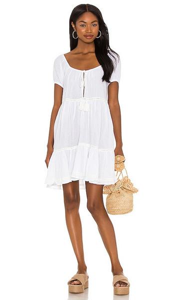 Lovers + Friends Lovers + Friends Aviana Mini Dress in White