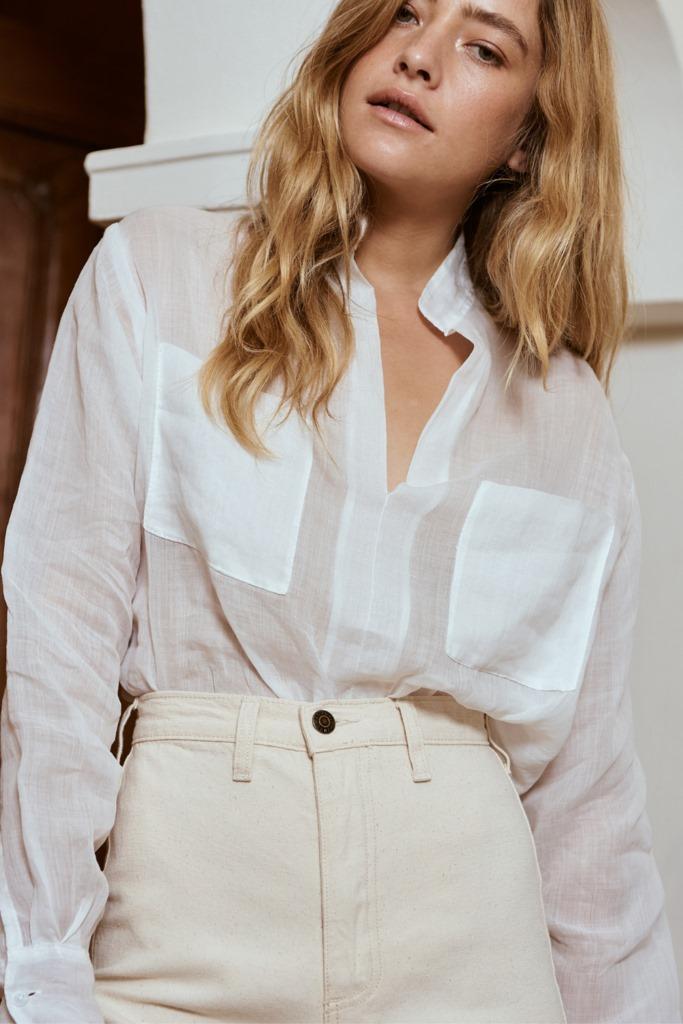 Ranger Shirt - White