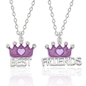 jewels,gullei,gullei.com,bff,necklace,bff necklaces,best friends necklaces,friendship necklaces,best friends gifts,friendship gifts,valentines gifts,anniversary gifts