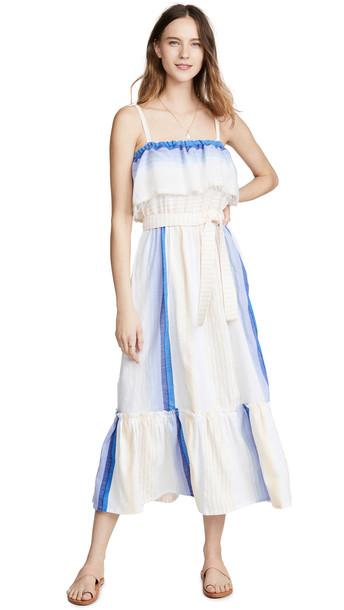 Lemlem Biftu Dress in blue