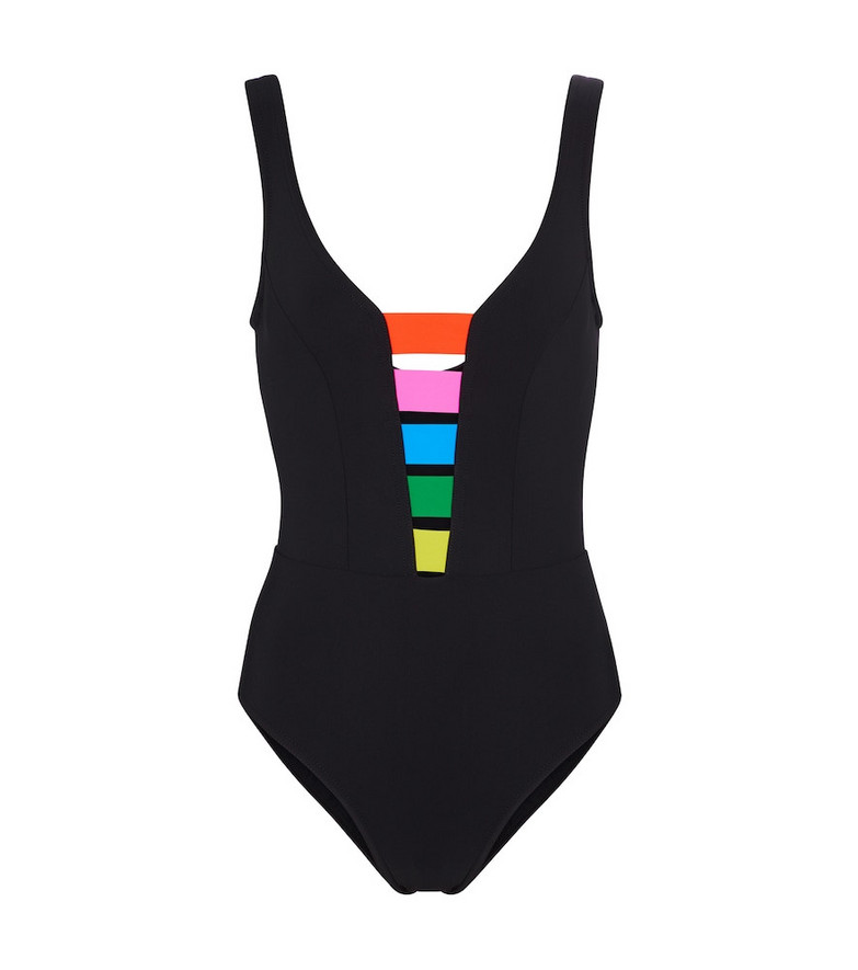 Karla Colletto Exclusive to Mytheresa – Carmelle swimsuit in black