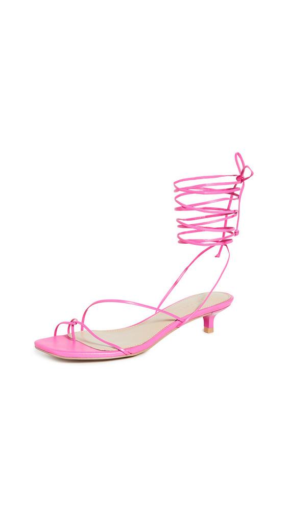 Villa Rouge River Sandals in pink