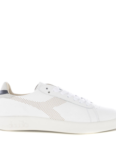 Diadora Heritage Thin Low Sneakers in bianco