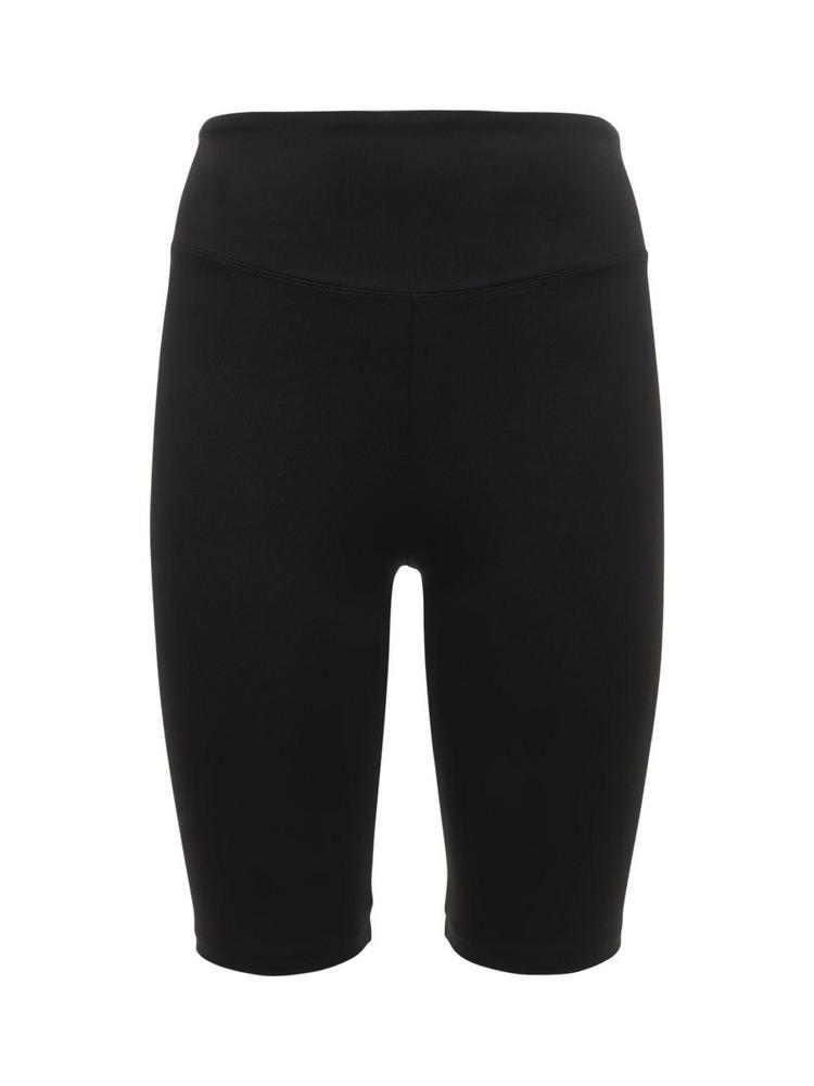 ERNEST LEOTY Adelaide Biker Shorts in black